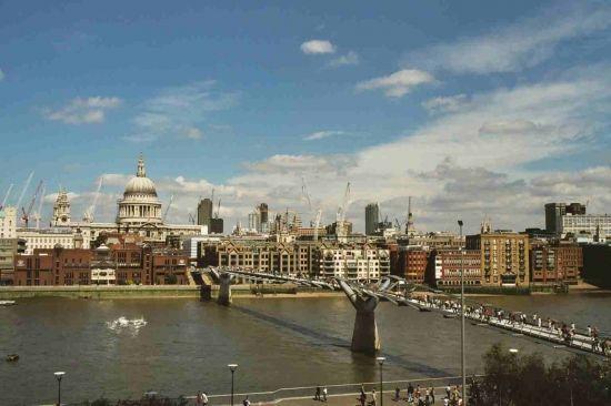 La 5ème plus grande ville d'Europe